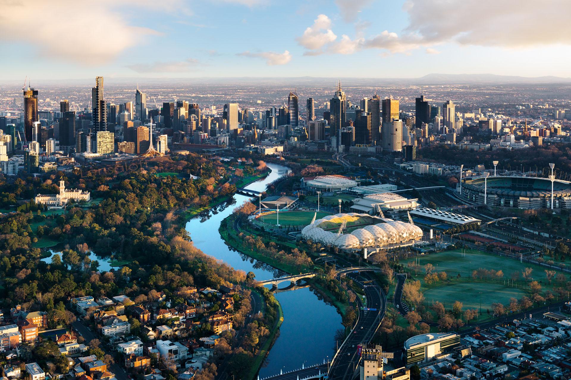 Lensaloft Aerial Photography